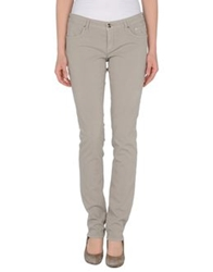Siviglia Casual Pants Light Grey