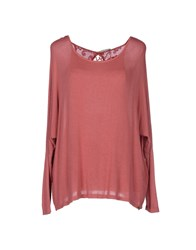 Fly Girl Sweaters Pastel Pink