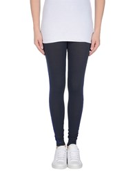 Emporio Armani Ea7 Trousers Leggings Women Dark Blue