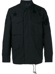 Uniform Experiment Multi Patch Field Jacket Black