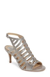 Vince Camuto Women's Patinka Sandal Pewter Suede