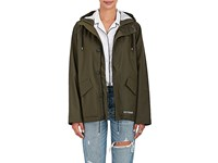 Stutterheim Raincoats Women's Stenhamra Raincoat Dark Green Green
