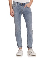 J. Lindeberg Washed Jeans Light Blue