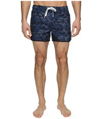 2Xist Jogger Camo Navy Men's Swimwear Multi