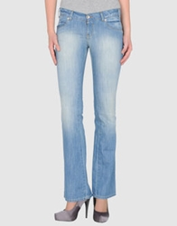 Fred Mello Denim Pants Blue