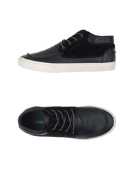 Pointer Footwear High Tops And Trainers Men Black
