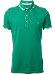 Fay Polo Shirt Green