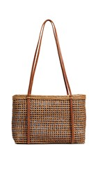 Brother Vellies Nusa Tote Natural