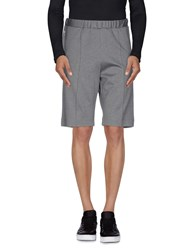 Dirk Bikkembergs Trousers Bermuda Shorts Men Dark Blue