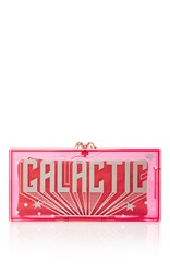 Charlotte Olympia Galactic Penelope Clutch Pink