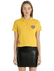 Tommy Hilfiger Gigi Hadid Cotton Pique Polo Shirt