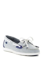Sperry Shore Sider Blue Boat Shoe