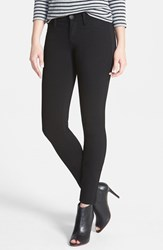 Women's Kut From The Kloth 'Diana' Ponte Knit Five Pocket Skinny Pants Black