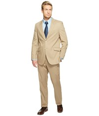 Kroon Keidis Modern Fit Two Button Stretch Blazer Khaki Men's Suits Sets