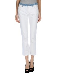 See By Chloe See By Chloe Denim Pants White