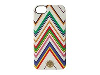 Tory Burch Sliding Mirror Case For Iphone 7 Zigzag Stripe Cell Phone Case Black