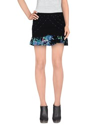 Custo Barcelona Skirts Mini Skirts Women Black