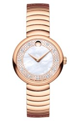Movado Women's Myla Bracelet Watch 28.5Mm
