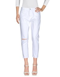Nine Inthe Morning Jeans White