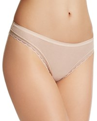 Ongossamer Next To Nothing Hip G Thong G2110 Champagne