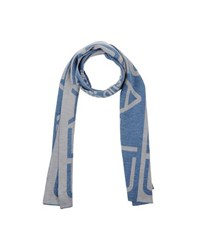 Class Roberto Cavalli Accessories Oblong Scarves Women Grey