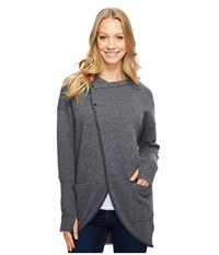 Mountain Hardwear Studiogrand Synchronize Sweater Pavement Heather Women's Sweater Gray