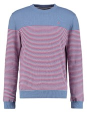 Merc Birch Jumper Dust Blue