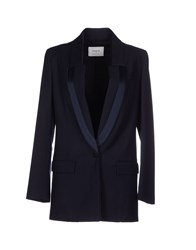 Ports 1961 Suits And Jackets Blazers Women Dark Blue