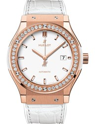Hublot 542.Oe.2080.Lr.1204 Classic Fusion 18Ct Rose Gold