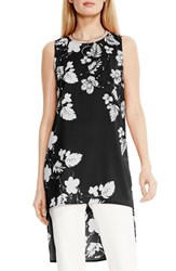 Women's Vince Camuto Floral Print High Low Tunic