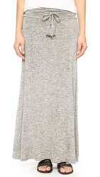 Riller And Fount Woody Maxi Skirt Pebble