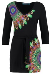 Desigual Venice Long Sleeved Top Black