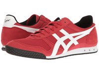 Onitsuka Tiger By Asics Ultimate 81 Red White Classic Shoes