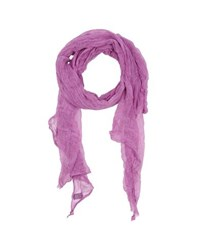 Odi Et Amo Accessories Stoles Women Light Purple