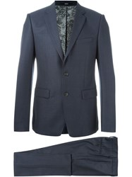 Kenzo Two Piece Suit Blue