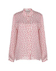 Rosso35 Shirts Red