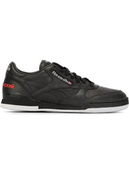 Gosha Rubchinskiy Reebok Collection Sneakers Black