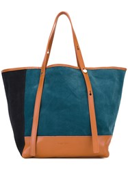 See By Chloe Shopper Tote Blue