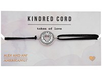 Alex And Ani Cosmic Love Kindred Cord Bracelet Token Of Love Sterling Silver Bracelet