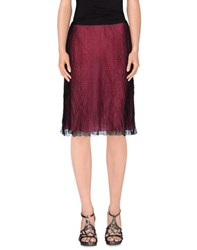 Cristinaeffe Skirts Knee Length Skirts Women
