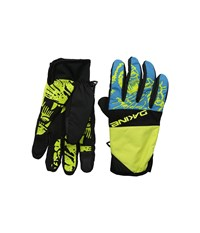 Dakine Crossfire Glove Wildcat Snowboard Gloves Multi