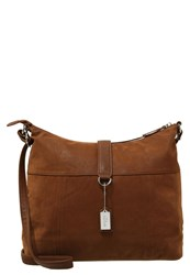 S.Oliver Across Body Bag Cognac