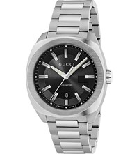 Gucci Ya142201 Gg2570 Stainless Steel Watch