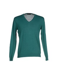 Cnc Costume National C'n'c' Costume National Knitwear Jumpers Men Emerald Green