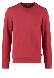 United Colors Of Benetton Sweatshirt Bordeaux