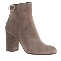 J.Crew Barrett Suede Ankle Boots Highland Grey
