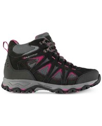 Karrimor Mount Mid Waterproof Hiking Boots From Eastern Mountain Sports Black Pink