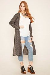 Forever 21 Plus Size Crochet Back Cardigan