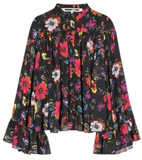 Mcq By Alexander Mcqueen Printed Blouse Multicoloured
