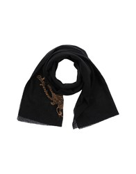 Barena Oblong Scarves Black